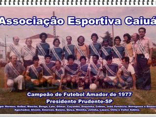 A. E. Caiuá - 1977