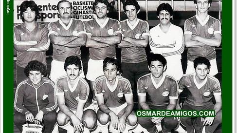 Grandes times do nosso Futsal. Destaque para o SIF - Serviço Inspeção Federal.