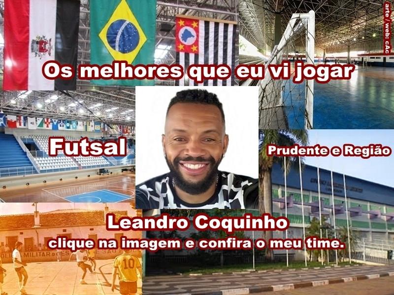 Os melhores do Leandro Coquinho