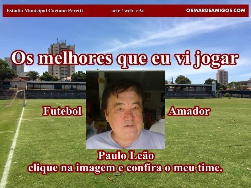 Os melhores do Paulo Leão