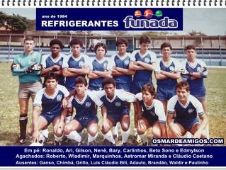 Funada / Juvenil  - 1984
