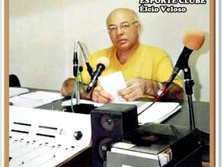 Saudade Esporte Clube. Élcio Veloso.