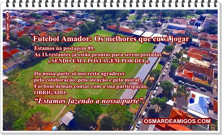 Vista aérea do estádio municipal Caetano Peretti de Presidente Prudente SP