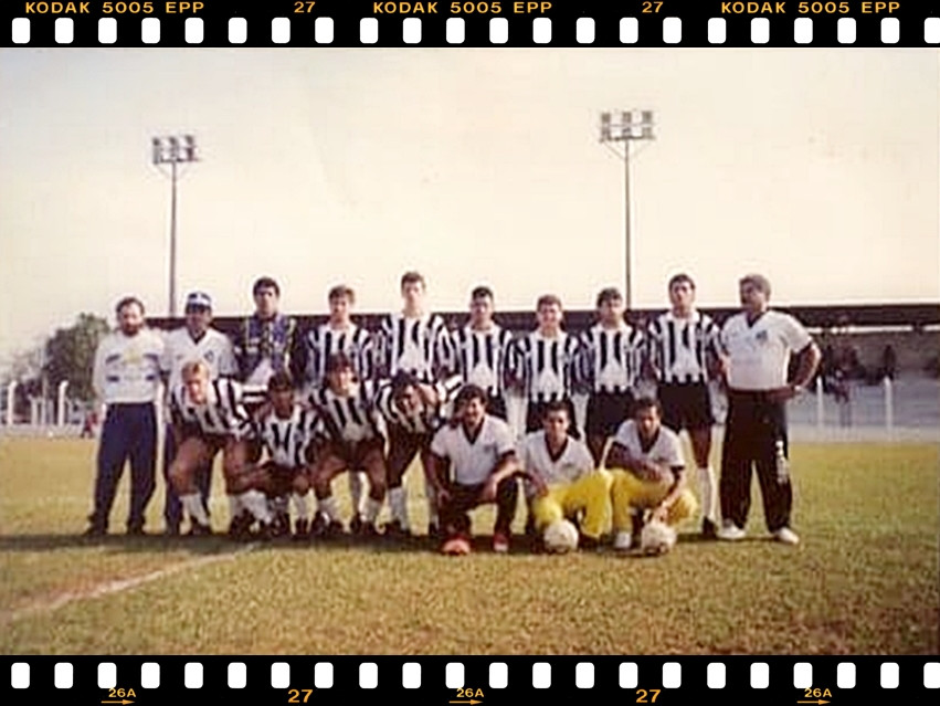 Júnior Reis, 1992 - SE Nova Andradina-MS