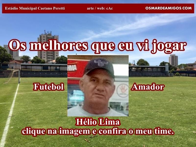 Os melhores do Hélio Lima