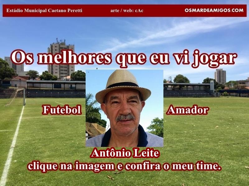 Os melhores do Antônio Leite