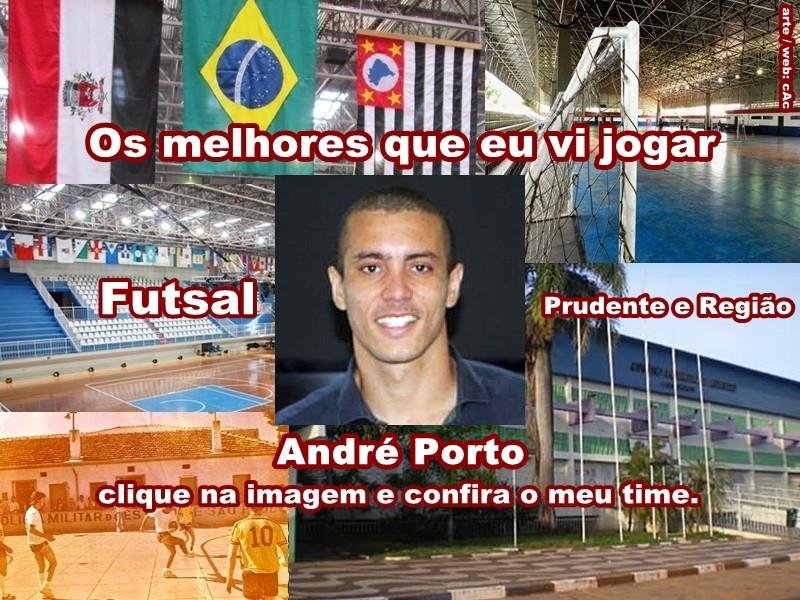 Os melhores do André Porto