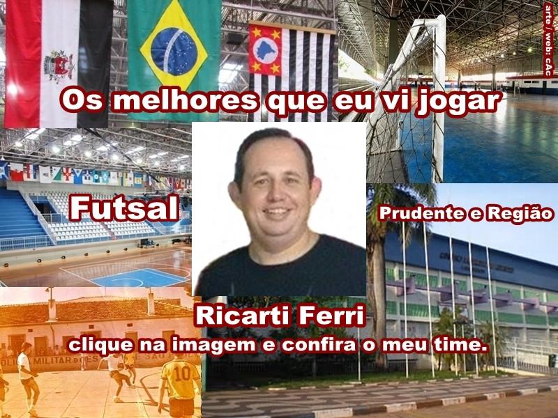 Os melhores do Ricarti Ferri