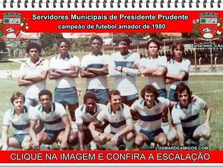 Servidores Municipais - 1980