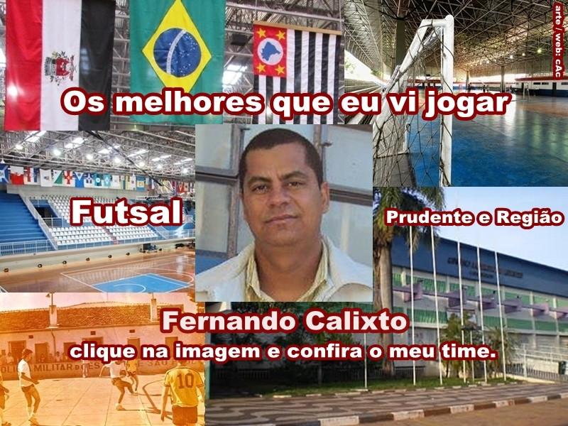 Os melhores do Fernando Calixto