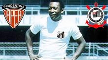 Registro: Confira o desempenho do Rei Pelé contra Prudentina e Corinthians PP