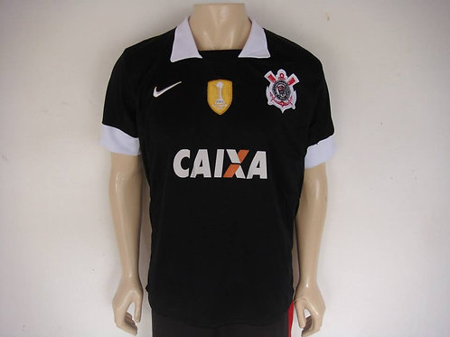 Replica Camisa do Corinthians / Caixa / Mundial Fifa 2012 World