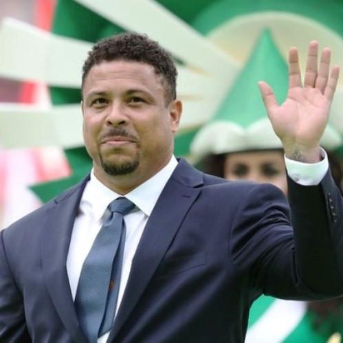 Ronaldo Fenômeno, o melhor que o Júnior Reis viu jogar.