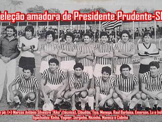 Seleção Amadora de Presidente Prudente-SP