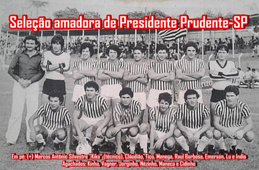 Seleção Amadora de Presidente Prudente