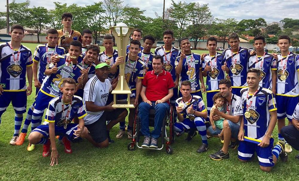 Força FC Campeão Júnior / Juvenil