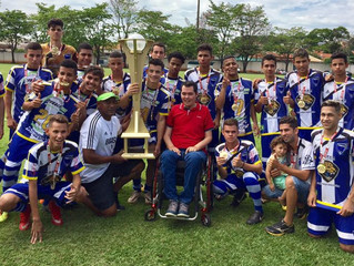 2017 – Os campeões do futebol amador de Presidente Prudente SP