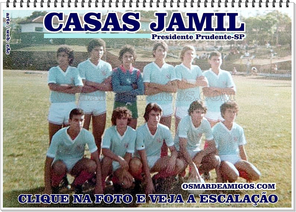 Casas Jamil de Presidente Prudente