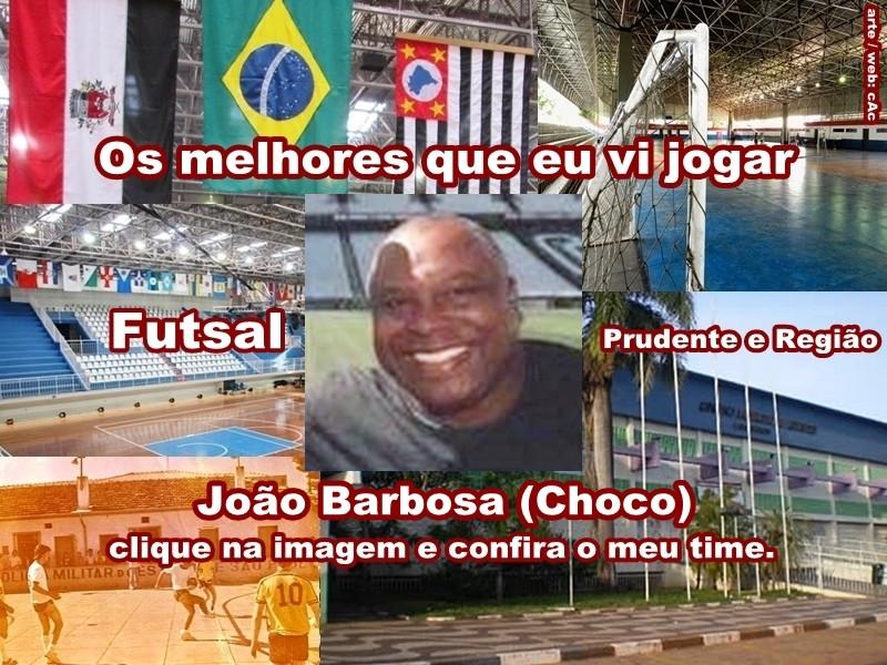 Os melhores do João Barbosa (Choco)