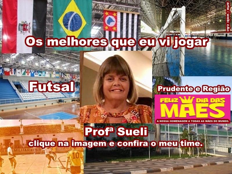 Os melhores da Profª Sueli