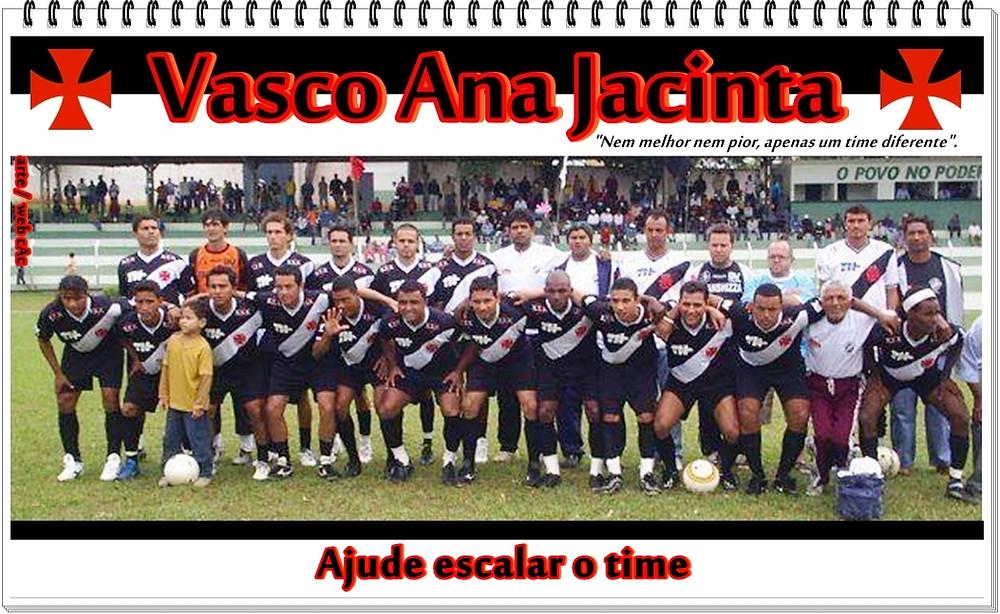 Vasco Ana Jacinta FC.