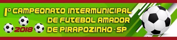 1º Campeonato Intermunicipal de Futebol Amador de Pirapozinho