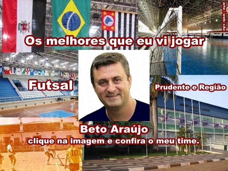 Os melhores do Beto Araújo