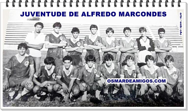 Juventude de Alfredo Marcondes de 1984