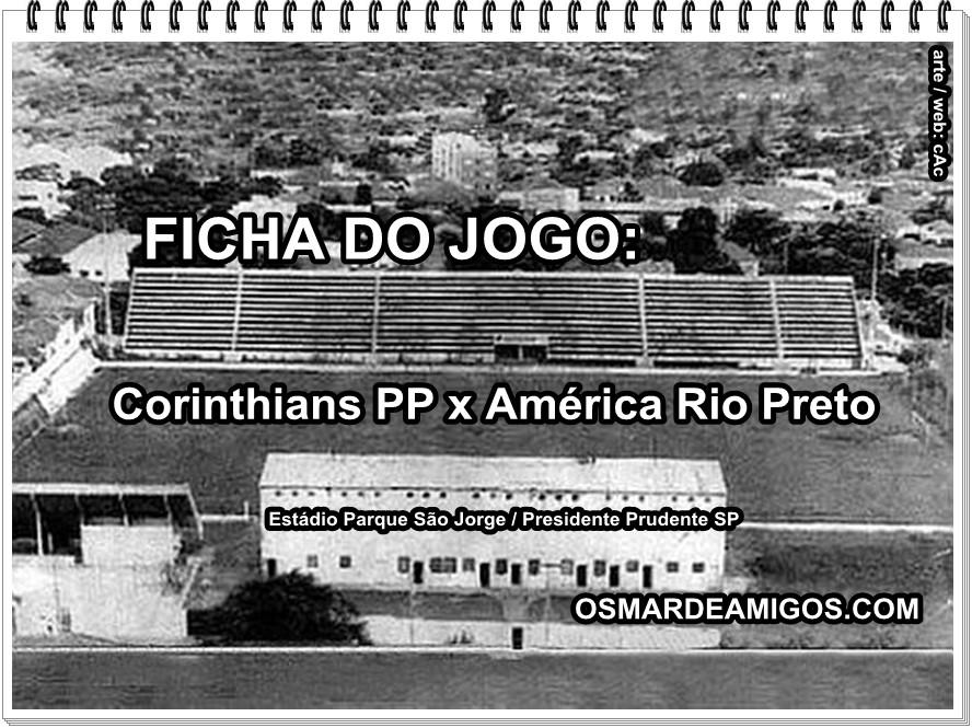 estádio do Parque São Jorge do Esporte Clube Corinthians de Presidente Prudente,