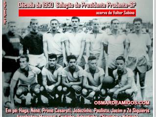 Corinthians + Prudentina = Seleção de Presidente Prudente
