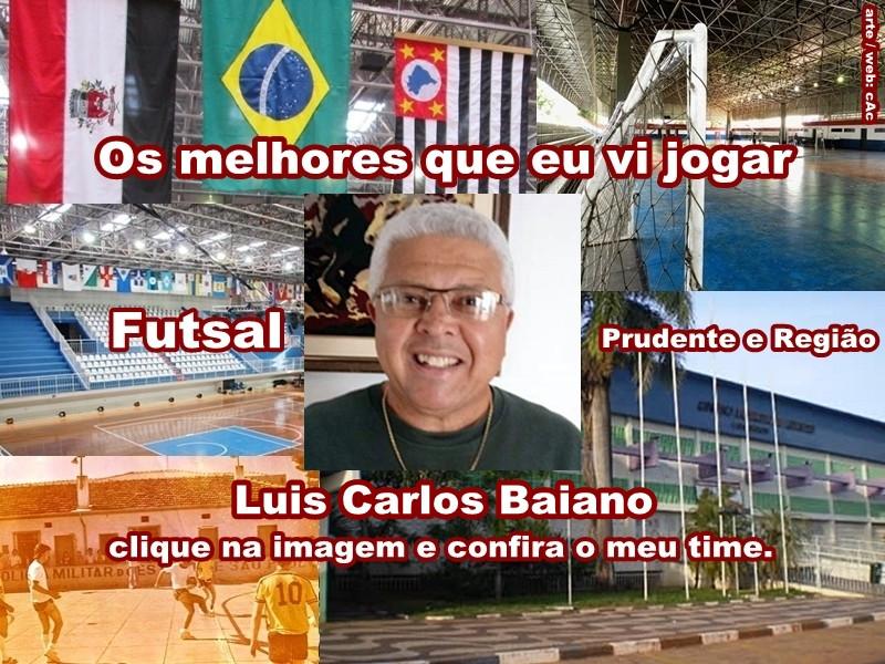 Os melhores do Luis Carlos Baiano