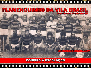 Flamenguinho da Vila Brasil - 1977
