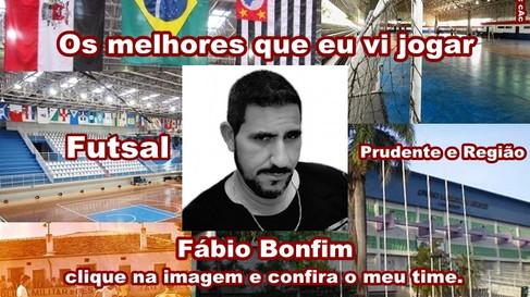 Futsal: Os melhores que eu vi jogar