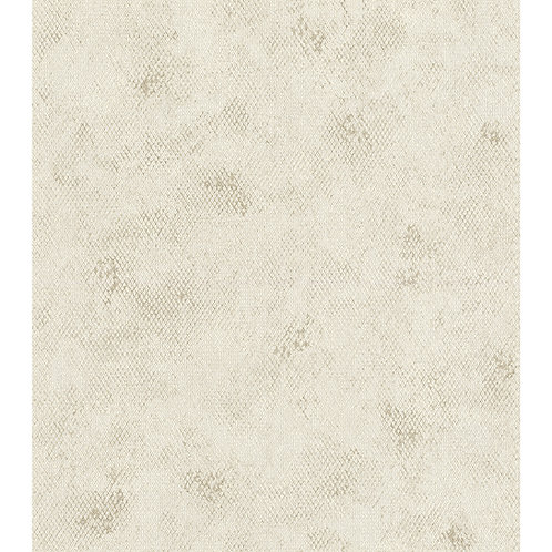 Snakeskin White/Gold