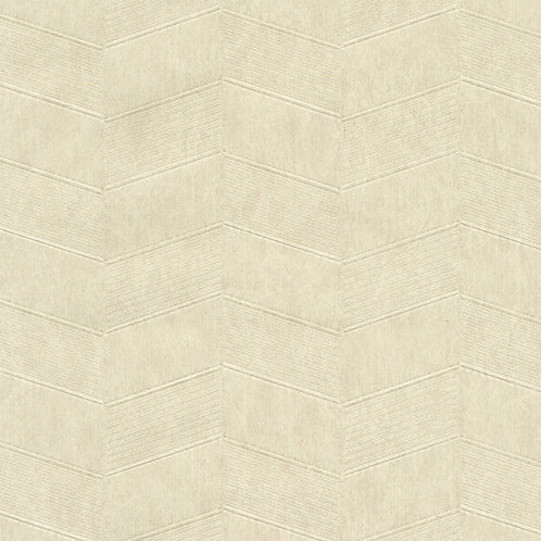 Chevron Textured Beige