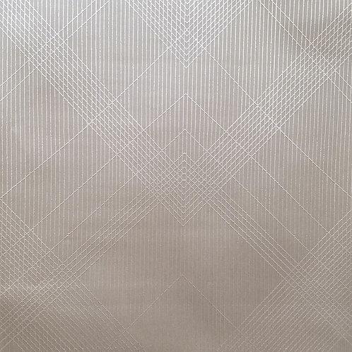 Diamond Striped Grey/Silver