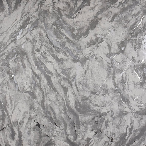Marble Dark Grey/Silver