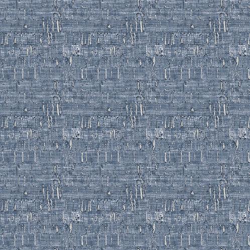 Faux Cork Blue/Silver