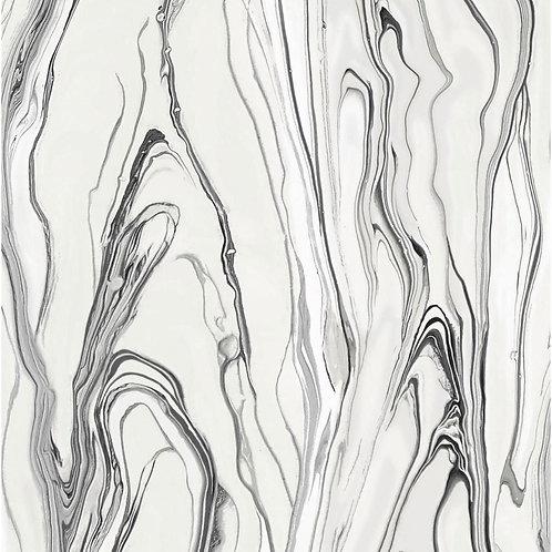 Marble Black & White