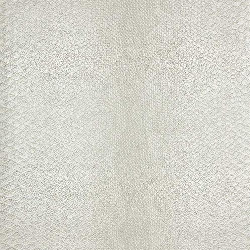 Snakeskin White Ivory