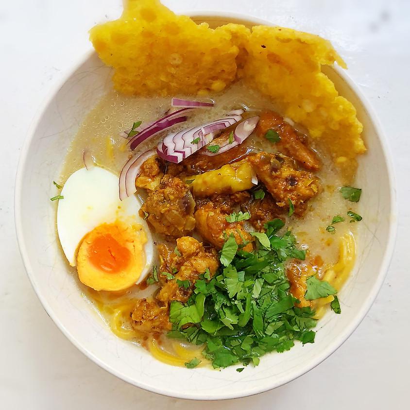 SOLD OUT - Burmese Lunch @ Darjeeling Express (1)