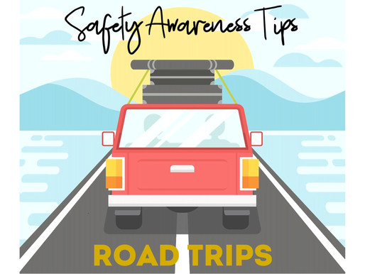 Safety Awareness Tips for Road Trips