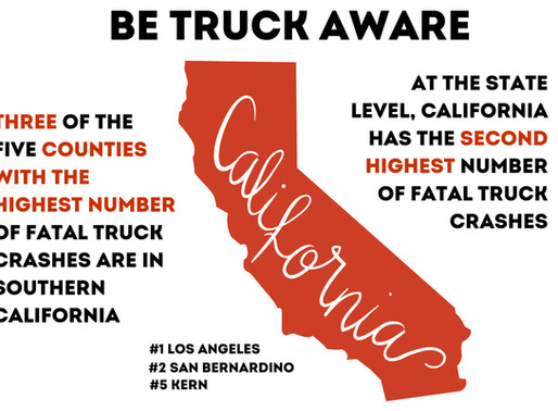 The Facts: Truck Crash Statistics in California