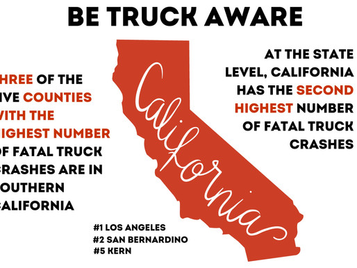 The Facts: Truck Crash Statistics in California