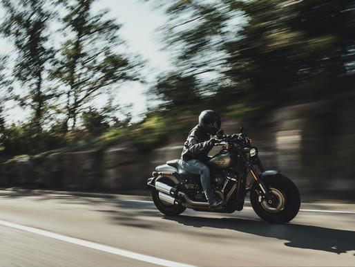 Motorcycle Crash Statistics