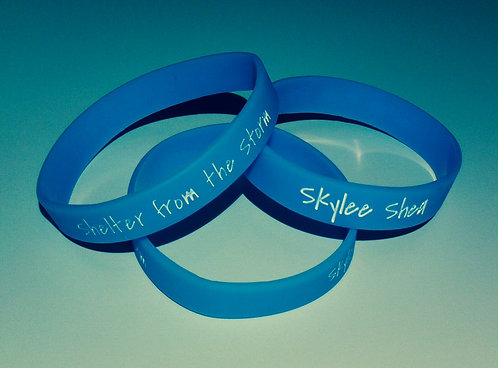 Shelter from the Storm - Wristband