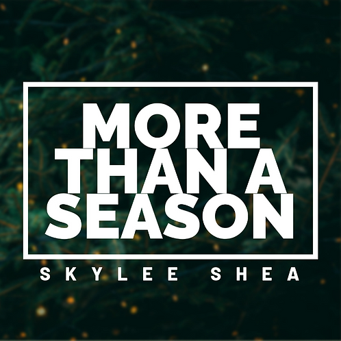 """More Than A Season"" Single"
