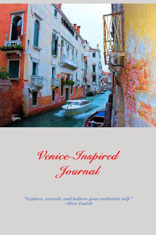 Venice Inspired Journal