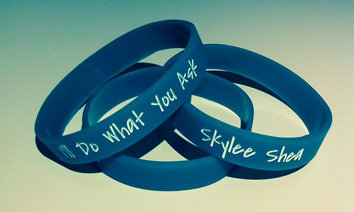 I'll Do What You Ask - Wristband