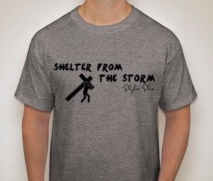 Shelter from the Storm - Guy's T-Shirt